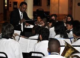 Mr. Jennings conducting